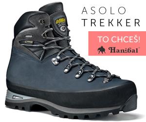 Pánské trekové boty Asolo Trekker
