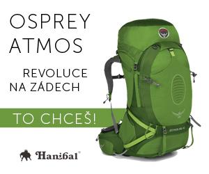 Batohy Osprey Atmos